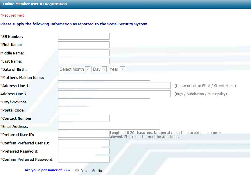Serve pinoy a consolidated website for government services - Can i check my post office account online ...